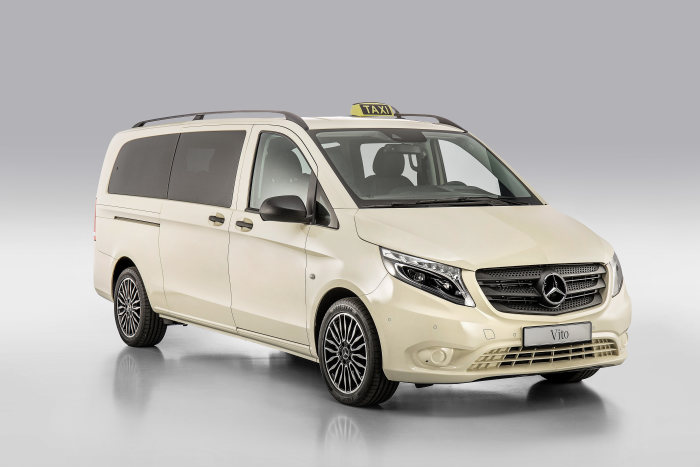Mercedes-Benz Vito – Category People Mover, DAG, Exterior