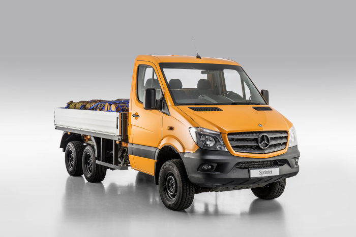 Mercedes-Benz Sprinter – Category Special Purpose Vehicles, Oberaigner, Exterior