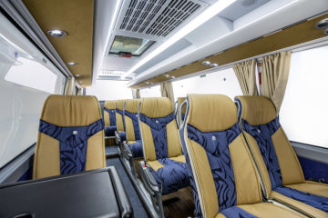 Mercedes-Benz Sprinter – Category People Mover, Minibus, Interior