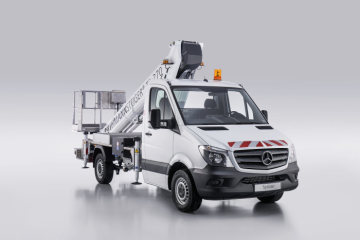 Mercedes-Benz Sprinter – Category Special Purpose Vehicles, Ruthmann, Exterior