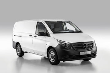 Mercedes-Benz Vito – Category Workshop and Construction, Sortimo, Exterior