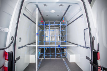 Mercedes-Benz Sprinter – Category Cooling and Box Bodies, Hahlbrock, Interior