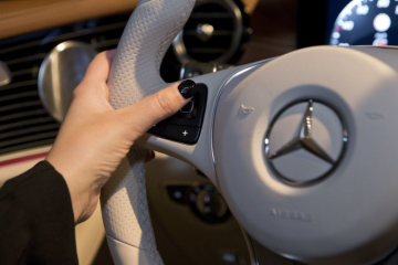 New Mercedes-Benz E-Class with Touch Control