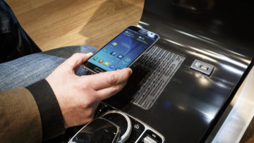 Mercedes-Benz at the CES, Las Vegas 2016