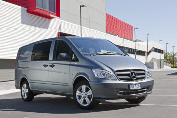 "Delivery Magazine has awarded the 2011 Mercedes-Benz Vito as ""Best Van of the year""."