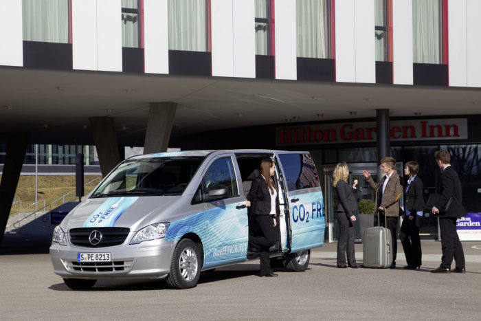 Mercedes-Benz Vans in Geneva: Electric mobility with the Vito E-CELL