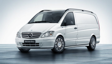 Mercedes-Benz Vito EFFECT
