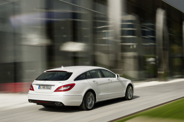 Mercedes-Benz CLS Shooting Brake, CLS 250 CDI BlueEFFICIENCY, exterior