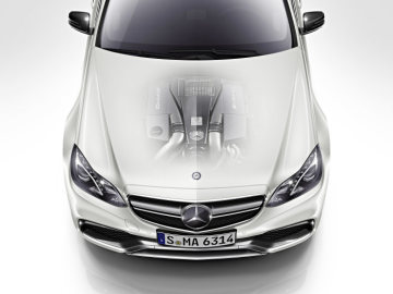 Mercedes-Benz E-Class, E 63 AMG, model year 2013
