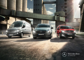 Mercedes-Benz Vans Sprinter, Vito and Citan