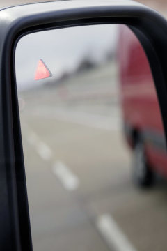 Blind Spot Assist: Increased safety when changing lanes