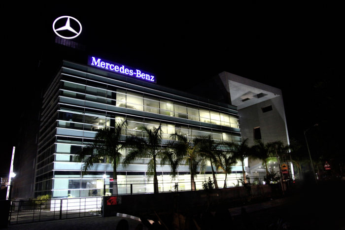20 Years of Mercedes-Benz R&D in India