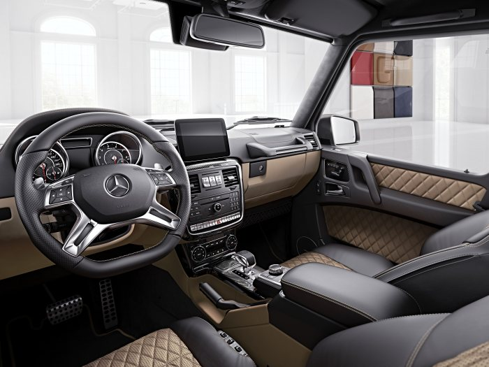 G-Class Exclusive Edition