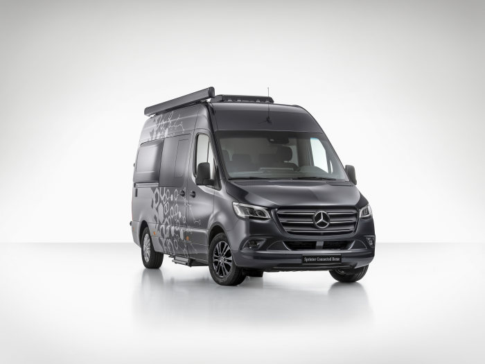 D524641 Mercedes-Benz Sprinter Connected Home