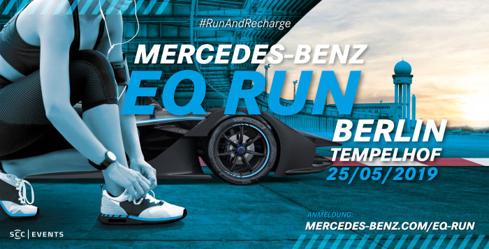 Mercedes-Benz EQ Run 2019