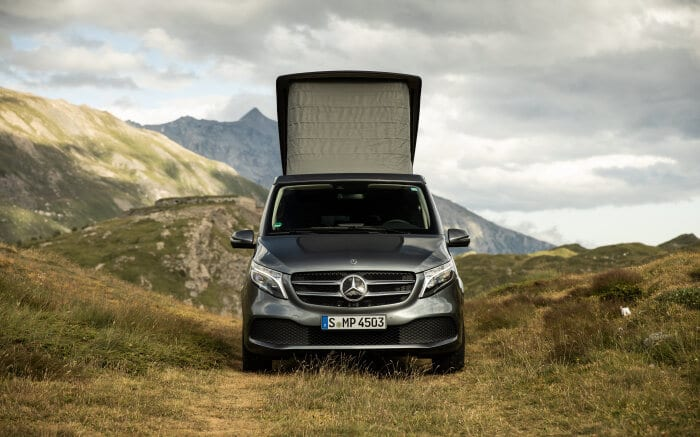 D575477 The new Mercedes-Benz Marco Polo – Exterior