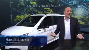 Mercedes-Benz EQV: World Premiere - Statement