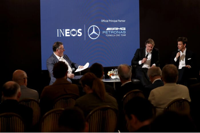 Mercedes-AMG Petronas Formula One Team, INEOS, Toto Wolff, Sir Jim Ratcliffe
