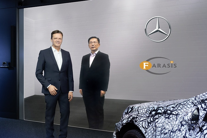 "D597865 ""Electric first"": Mercedes-Benz continues its strategy in the transformation to C02-neutral mobility: Mercedes-Benz announces strategic partnership and equity stake in battery cell manufacturer Farasis"