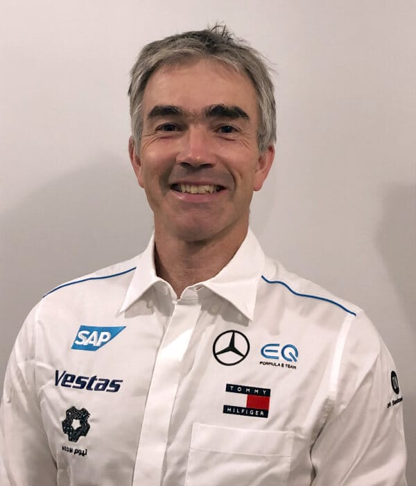 Mercedes-Benz EQ Formel E Team, Nick Chester