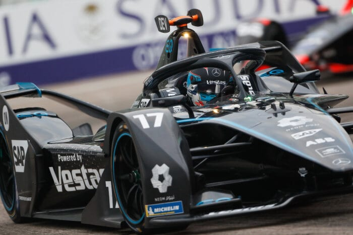 Formel E – Mercedes-Benz EQ Formel E Team, Berlin E-Prix 2020. Nyck de Vries