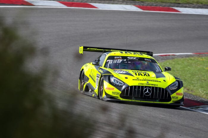 Mercedes-AMG GT3 #100, GetSpeed Performance