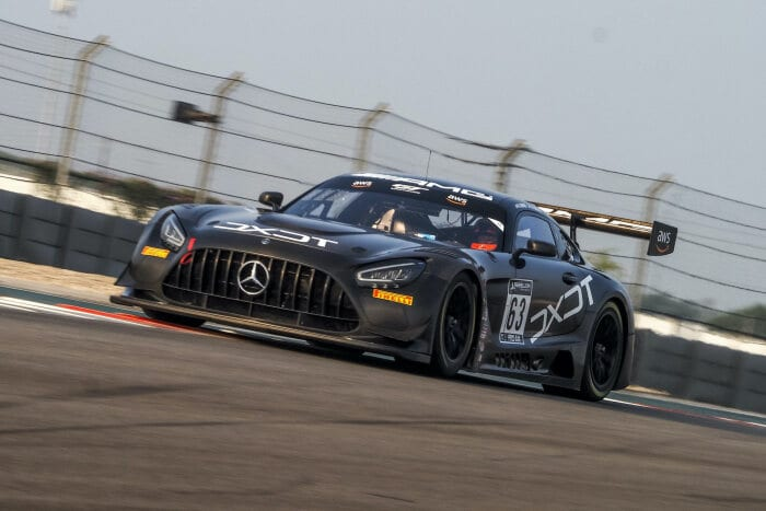 Mercedes-AMG GT3 #63, DXDT Racing