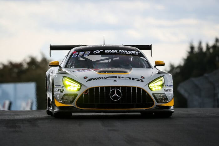 Mercedes-AMG GT3, #22, 10Q Racing Team