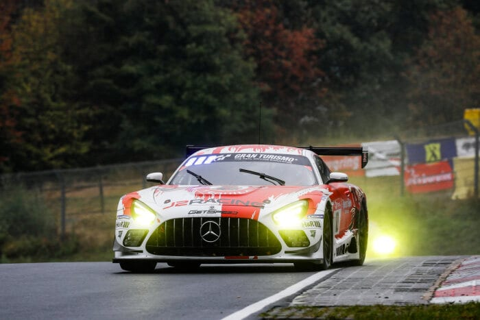 Mercedes-AMG GT3, #10, GetSpeed Performance