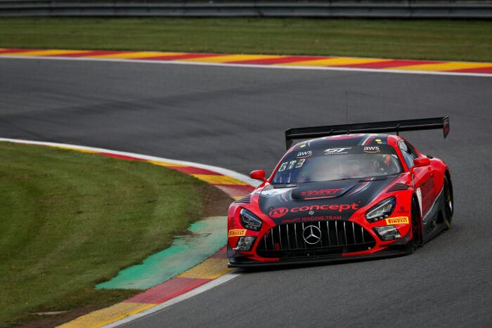 Mercedes-AMG GT3 #5,Haupt Racing Team