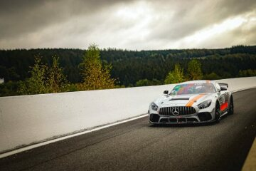 #60 Mercedes-AMG GT4, Sports & You