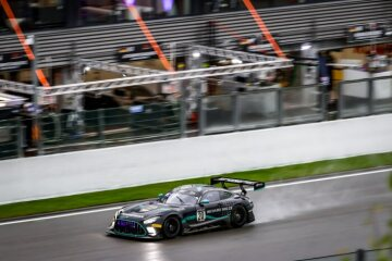 Mercedes-AMG GT3, #20, SPS automotive performance