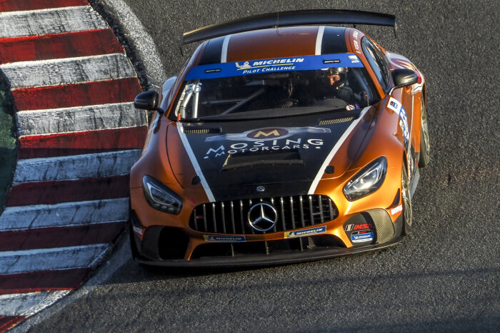 Mercedes-AMG GT4 #56, Murillo Racing