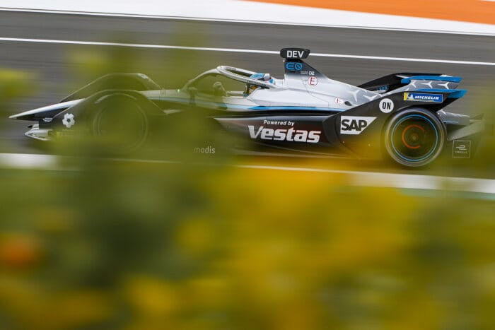 Formula E - Mercedes-Benz EQ Formula E Team, Valencia Tests 2021. Nyck de Vries