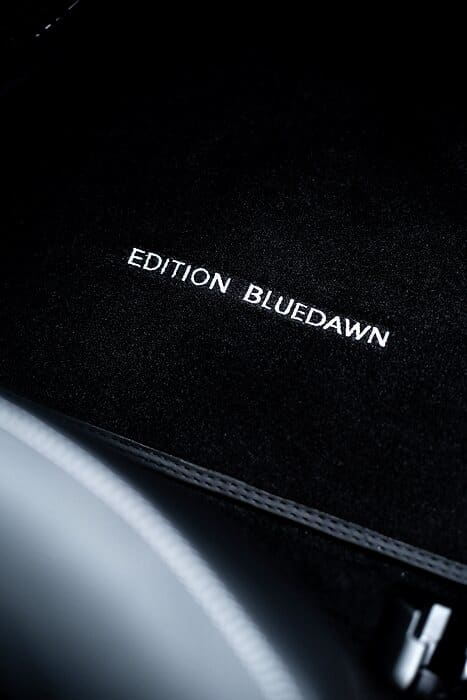 smart EQ fortwo edition bluedawn