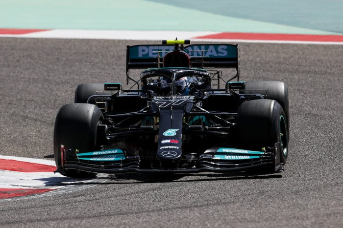 Formula One - Mercedes-AMG Petronas Motorsport, Pre-Season Testing 2021. Bahrain. F1. Tests. Valtteri Bottas