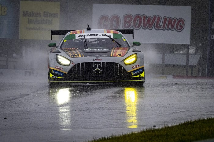 #75 Mercedes-AMG GT3, SunEnergy1 Racing