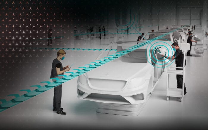 #Meet Mercedes - MO360 - Digital production@MercedesBenz